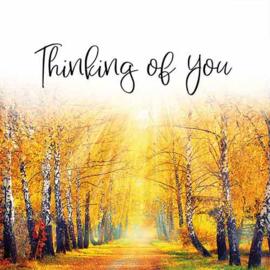 Thinking of you - Uit het Hart