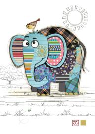 G020 Eric Elephant - BugArt