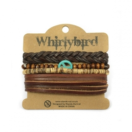 Whirly Bird Armband - S20
