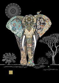 M129 Decorative Elephant - BugArt