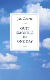 Quit smoking in one day - Jan Geurtz