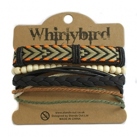 Whirly bird Armband - S83