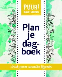PUUR! Bullet journaling - Plan je dag-boek