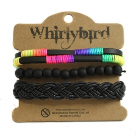 Whirly bird Armband - S85