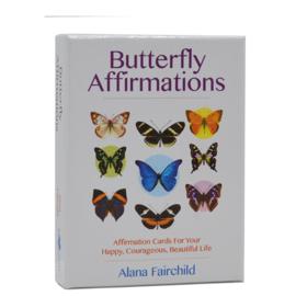 Butterfly Affirmations - Alana Fairchild