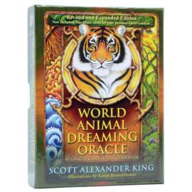 World Animal Dreaming Oracle - Scott Alexander King