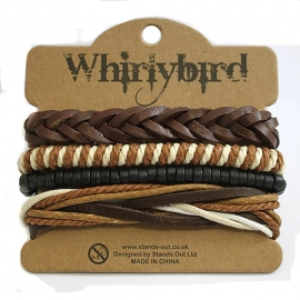 Whirly bird Armband - S119