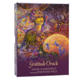 Gratitude Oracle - Angela Hartfield