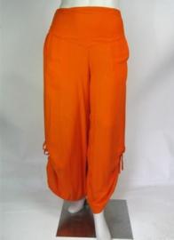 Zomerbroek  oranje / orange