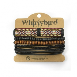 Whirly Bird Armband - S3