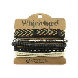 Whirly bird Armband - S45
