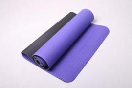 Yoga mat - Yoga Styles TPE Standaard Paars