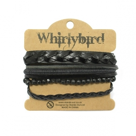 Whirly Bird Armband - S11