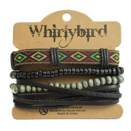 Whirly bird Armband - S111