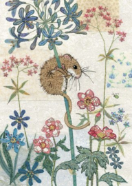 A023 Harvest Mouse - BugArt
