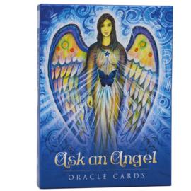 Ask an Angel Oracle Cards - Carisa Mellado