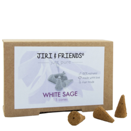 White sage cones - Jiri & Friends