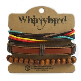 Whirly bird Armband - S102