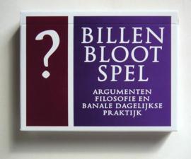 Billen Bloot spel