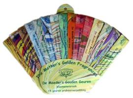 Gouden geuren - 15 geuren x 4 korte stokjes