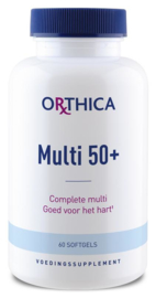 Multi 50+ - 60 softgels