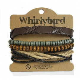 Whirly bird Armband - S59
