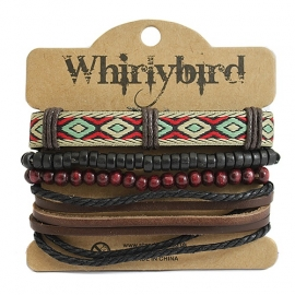 Whirly bird Armband - S97