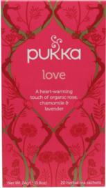 Love - Pukka thee