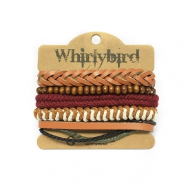 Whirly Bird Armband - S31