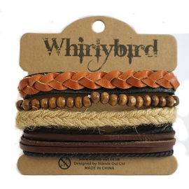 Whirly bird Armband - S72