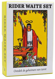 Rider Waite Tarot - Handboek + kaarten (SET)