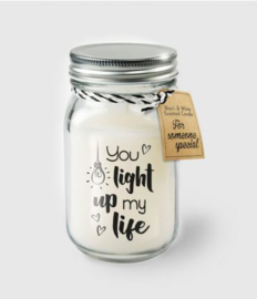 Scented Candles 30 - You light up my life