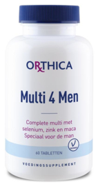 Multi 4 men - 60 tabletten
