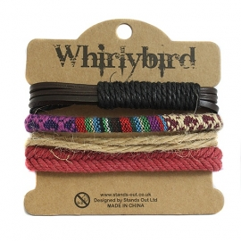 Whirly bird Armband - S86