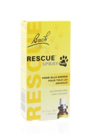 PETS Bach Rescue remedie - spray - 20 ml