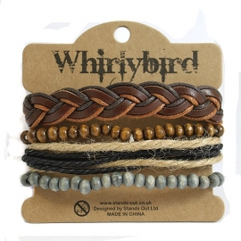 Whirly bird Armband - S63