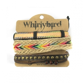 Whirly Bird Armband - S2