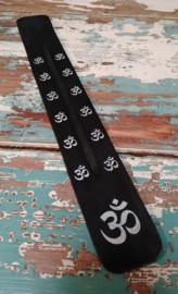 Wierookplankje 25 cm - zwart wit * ohm