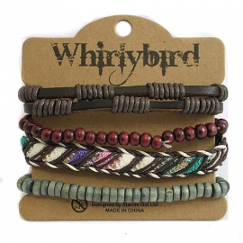 Whirly bird Armband - S100