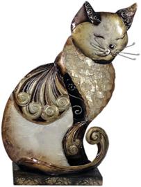 Kat (zittend)