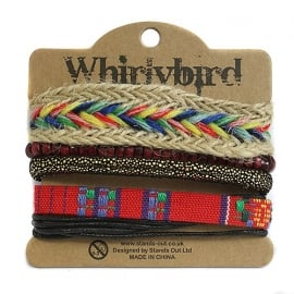 Whirly bird Armband - S54