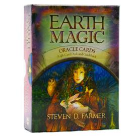 Earth Magic Oracle Cards - Steven Farmer