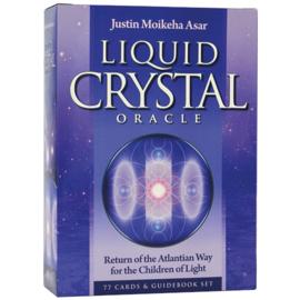 Liquid Crystal Oracle - Justin Moikeha Asar