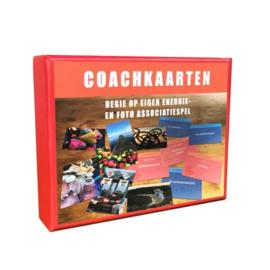Coachkaarten, foto associatie- en regie op eigen energie spel