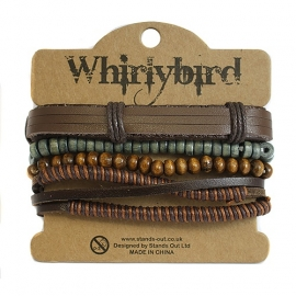 Whirly bird Armband - S78