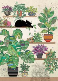 H029 Plants Kitty - BugArt
