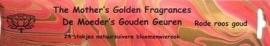 Rode Roos Goud