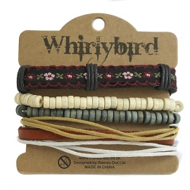 Whirly bird Armband - S94