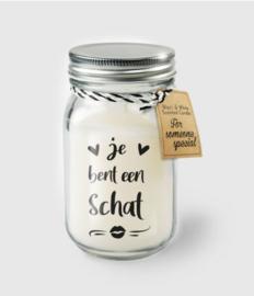 Scented Candles 10 - Je bent een schat