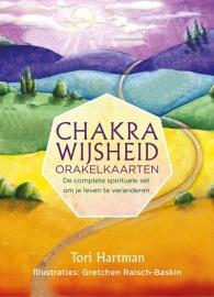 Chakra Wijsheid Orakelkaarten - Tori Hartman